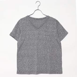 スタイルブロック STYLEBLOCK シンプルVネックTシャツ