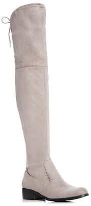 Charles by Charles David Gunter Faux Suede Over-the-Knee Boots $79.88 thestylecure.com