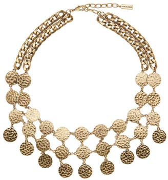 BAUBLEBAR Byzantine Bib Necklace $68 thestylecure.com
