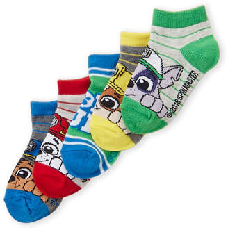 Paw Patrol (Toddler Boys) 5-Pack Character Socks