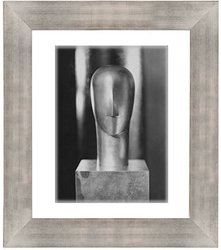 Lauren Ralph Lauren Wall Art, Cycladic Influence Bronze Head Framed Art Print