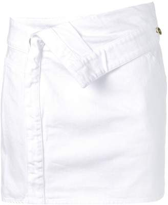 Jacquemus Jean mini skirt