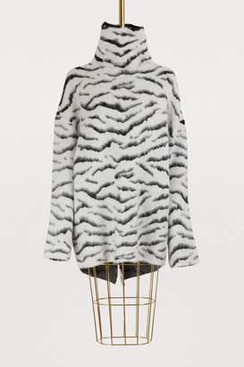 Givenchy Zebra top
