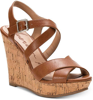 a6bda8e31 American Rag Rachey Dress Platform Wedge Sandals