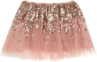 Wild & Gorgeous Pink Sequin Tulle Skirt