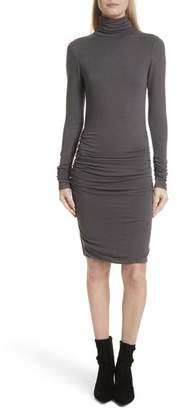 Twenty Body-Con Turtleneck Dress