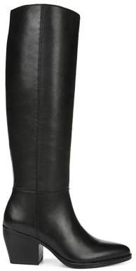 Naturalizer Fae Slouch Wide Calf Leather Tall Boots