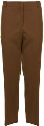 Jil Sander Emilio Cropped Trousers