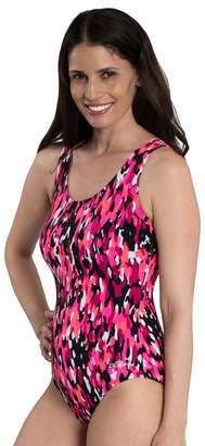 Women's Dolfin Moderate Scoopback One-Piece Swimsuit