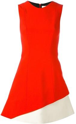 Fausto Puglisi colour-block dress