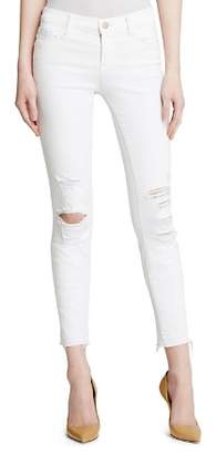 J Brand Jeans - Low Rise Ankle Skinny in Demented