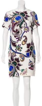 Mary Katrantzou Cameron Silk Dress