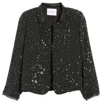 Velvet by Graham & Spencer Sequin Jacket