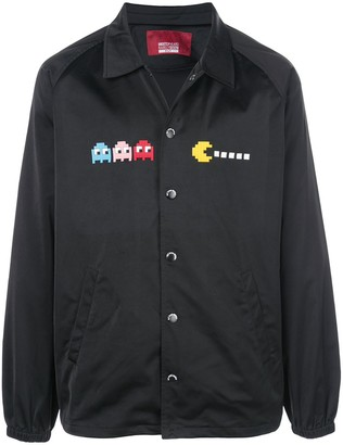 Mostly Heard Rarely Seen 8-Bit Game over skate jacket