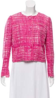 Prada Casual Tweed Jacket