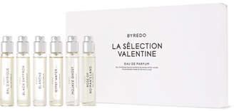 Byredo La Selection Valentine Eau De Parfum Set, 6 X 12ml