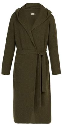Connolly - Hooded Cashmere Cardigan - Mens - Green