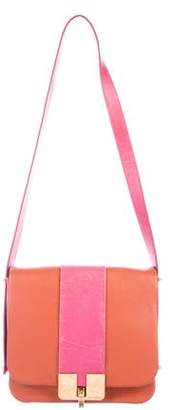 Marc Jacobs Bicolor Leather Shoulder Bag