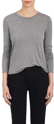 Alexander Wang Women's Long-Sleeve Crewneck T-Shirt