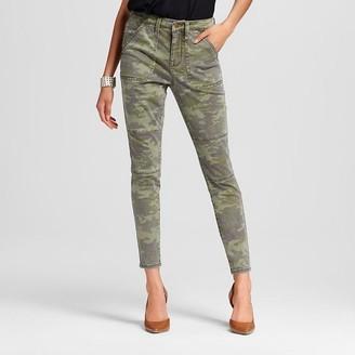 Mossimo Women's Camo Utility Pants - Mossimo $29.99 thestylecure.com