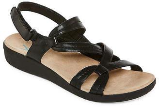 1f468b5feaf Yuu Black Women s Sandals - ShopStyle
