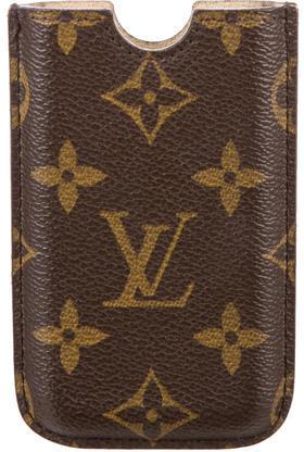 Louis VuittonLouis Vuitton Monogram iPhone 3G Case