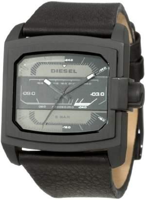 Diesel Men's DZ1463 Not So Basic Basics Blackout Watch