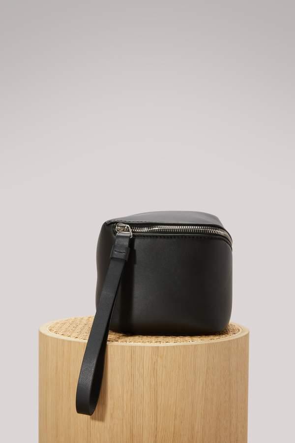 Proenza Schouler Zip mini cube bag