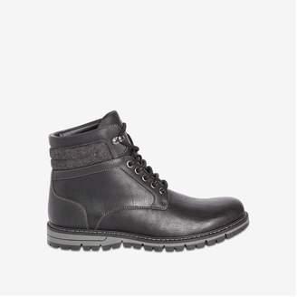Joe Fresh Men's Winter Boots, Black (Size 9)