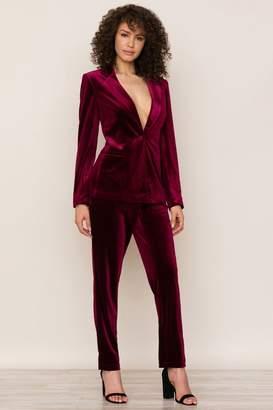 Yumi Kim City Slicker Velvet Pants