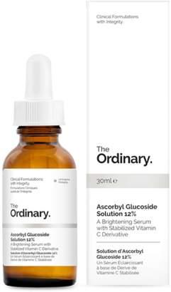 The Ordinary NEW Ascorbyl Glucoside Solution 12% 30ml Womens Skin Care