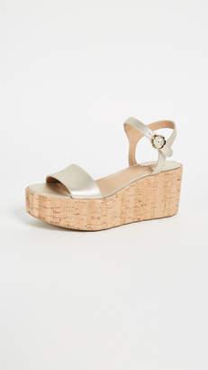 Salvatore Ferragamo Tropea Wedge Sandals