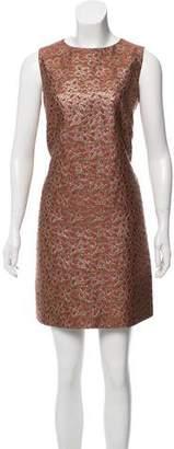 RED Valentino Patterned Mini Dress