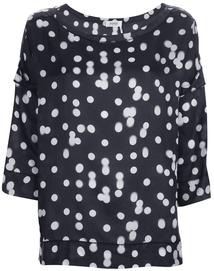 Sonia Rykiel Sonia By dotted top