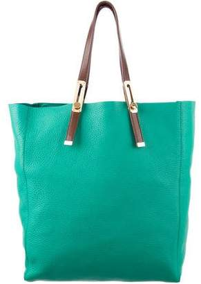Stuart Weitzman Leather Ketchall Tote