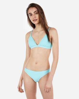 Express Triangle Bikini Top