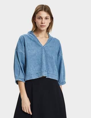 Ilana Kohn Ava Denim Shirt