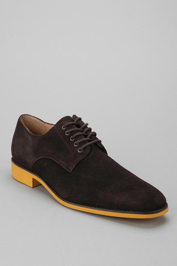 J.D. Fisk Vincent Suede Oxford Shoe