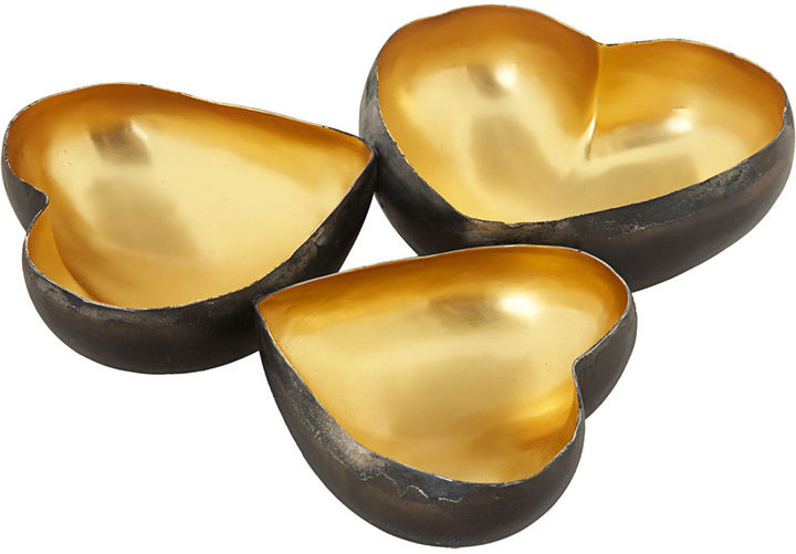 Michael Aram Sona Triple Heart Bowl