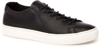 2b457c23d215 Lacoste Women s L.12.12 Unlined Monochrome Leather Trainers