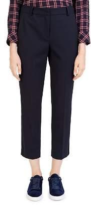Gerard Darel Gil Straight-Leg Cropped Pants