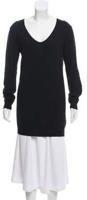IRO Embellished Long Sleeve Sweater
