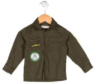 Stella McCartney Boys' Lightweight Jacket