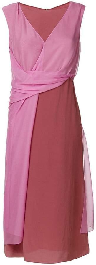 Sies Marjan wrap around dress