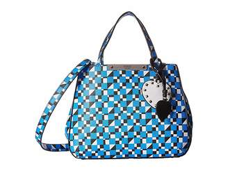 GUESS Britta Small Society Satchel Satchel Handbags
