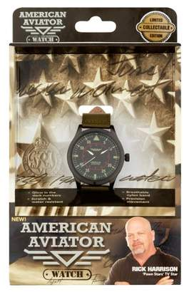 american aviator American Aviator Collectible Watch Limited Edition - As Seen on TV