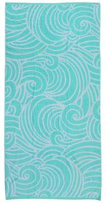Friends & Home Velour Siesta Beach Towel