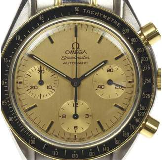 Omega Speedmaster 3310.10 18K Yellow Gold & Stainless Steel Automatic 39mm Mens Watch