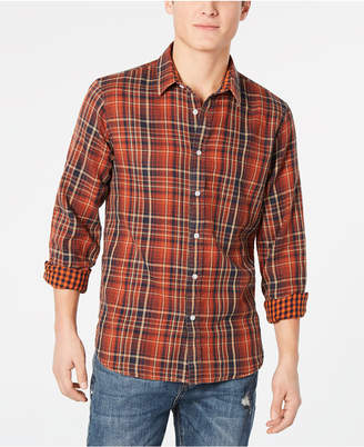 American Rag Men Plaid Shirt