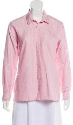 Alexander Olch Long Sleeve Button-Up Top w/ Tags